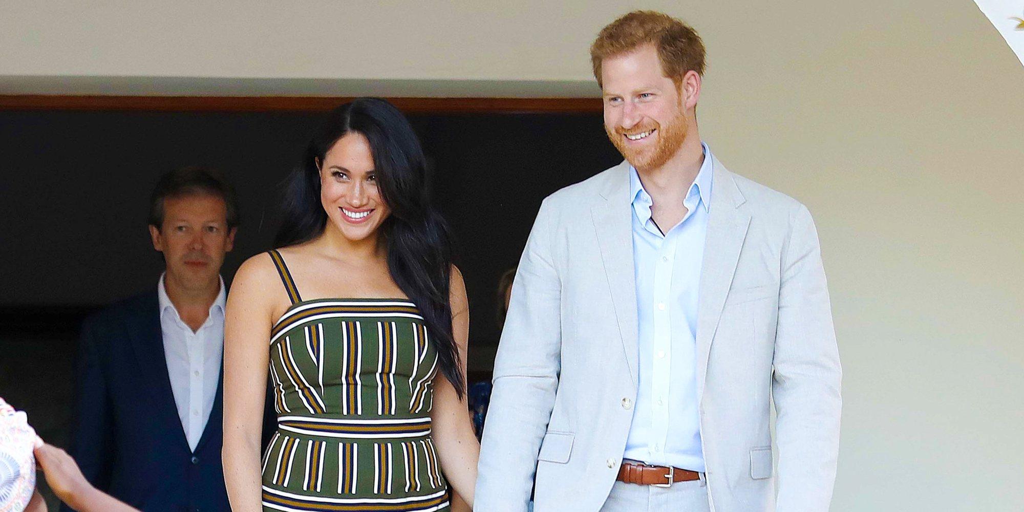 El Príncipe Harry y Meghan Markle barajan la posibilidad de comprarse una casa en Estados Unidos