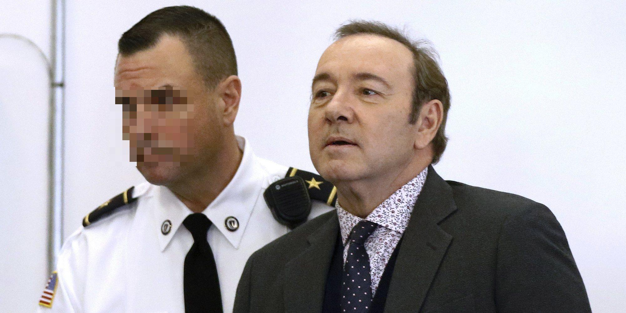 Kevin Spacey, sin cargos por agresión sexual tras el fallecimiento de la presunta víctima