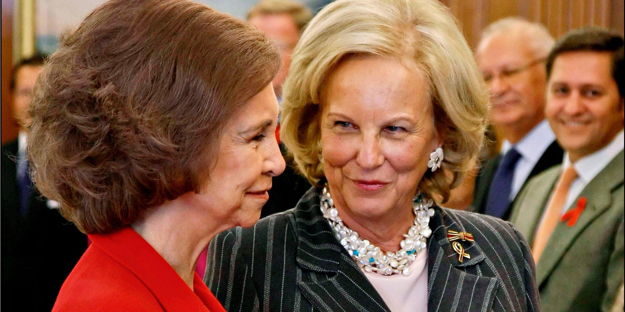 María Luisa de Prusia: la prima de la Reina Sofía dedicada a la lucha contra el SIDA