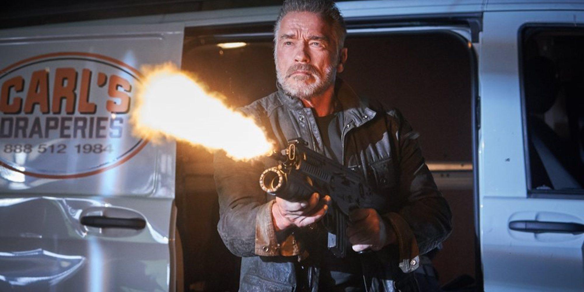 'Terminator: Destino oscuro' y 'Doctor sueño', los estrenos más esperados de la semana