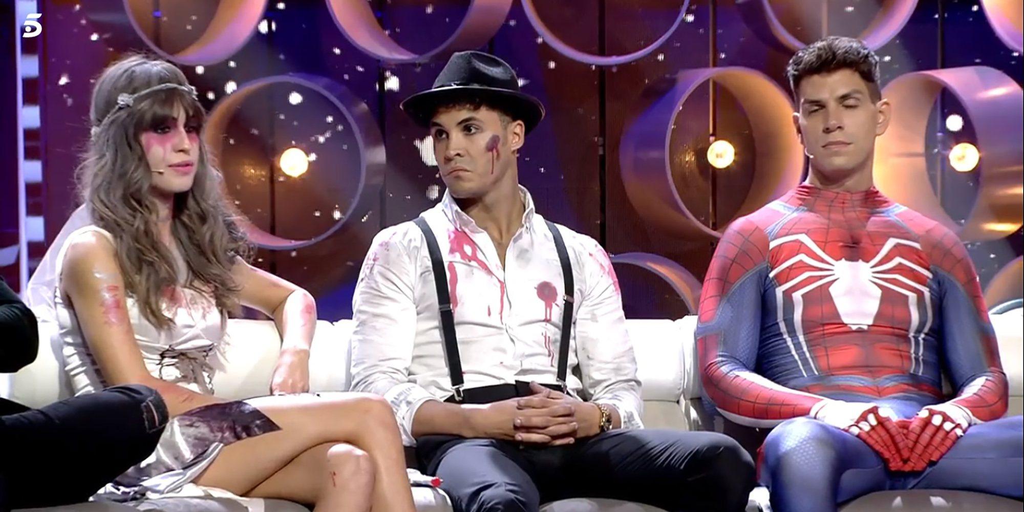 """Sofía Suescun, contra Kiko Jiménez y Diego Matamoros en 'GH VIP 7': """"No sé cuál de los dos es más cerdo"""""""