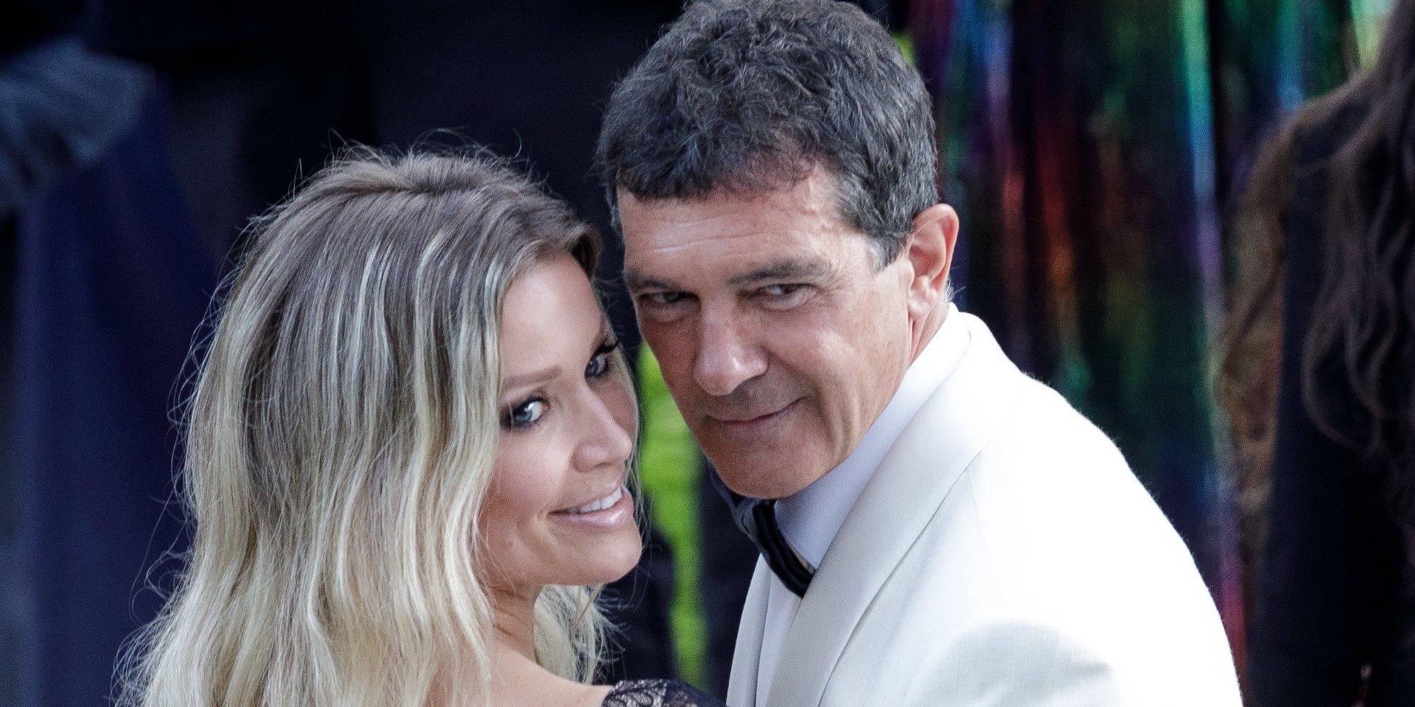 Antonio Banderas cuenta cómo Nicole Kimpel le salvó la vida cuando sufrió el infarto
