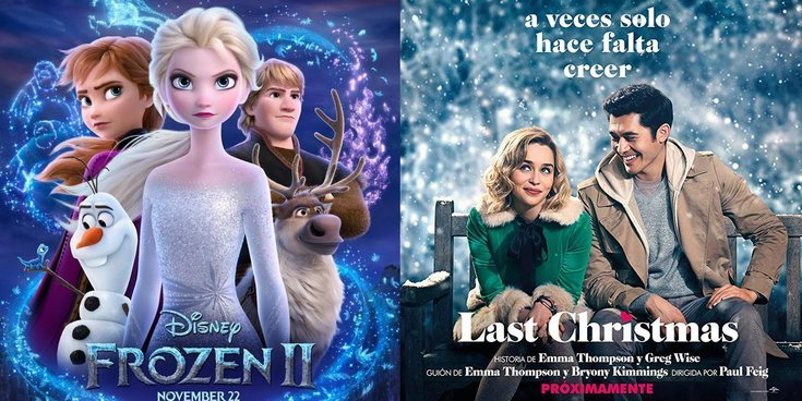Las 5 películas más esperadas de noviembre de 2019