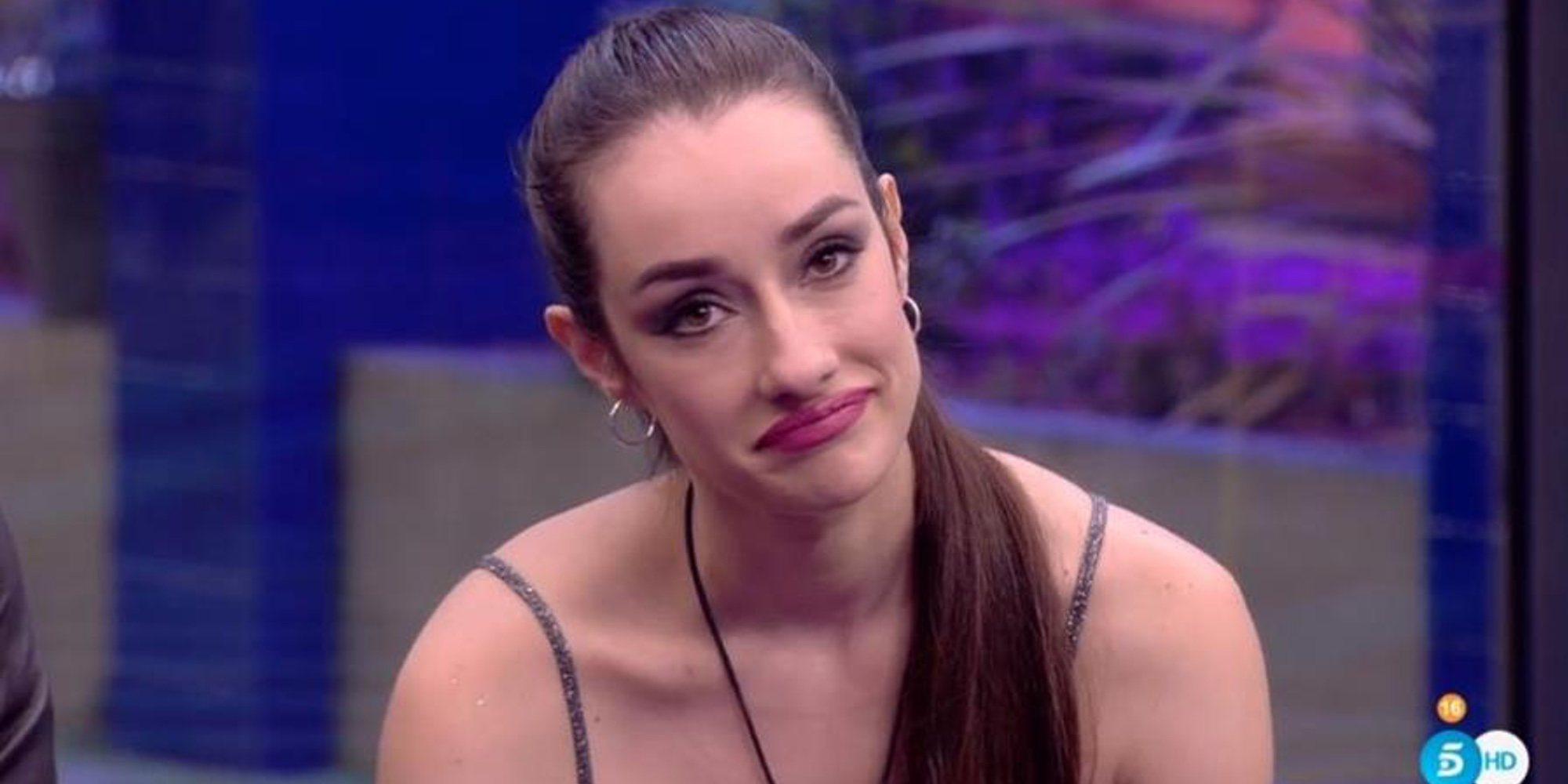 Adara confiesa al Maestro Joao en 'GH VIP 7' que quiere separarse de Hugo Martín