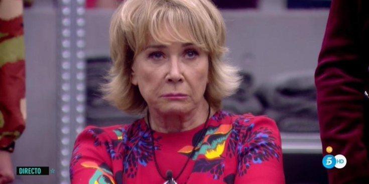 """Mila Ximénez estalla ante los ataques de Adara y Hugo Castejón en 'GH VIP 7': """"Para mí eres un chihuahua"""""""