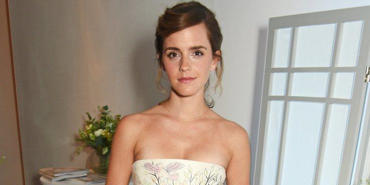 """Emma Watson se declara """"autoemparejada"""" y se sincera sobre la presión de la crisis de los 30 estando soltera"""
