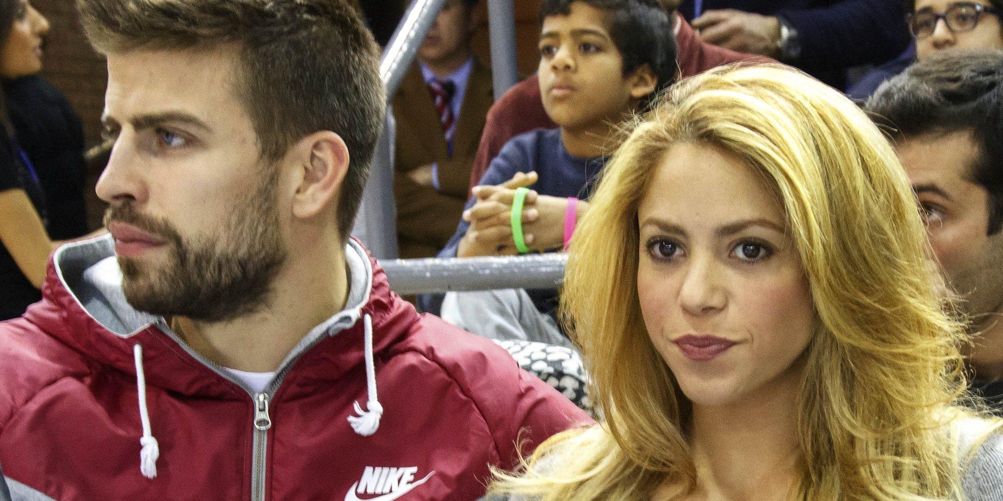 """Shakira revela la gran crisis que tuvo con Gerard Piqué: """"No quería un futuro con una mujer amargada"""""""
