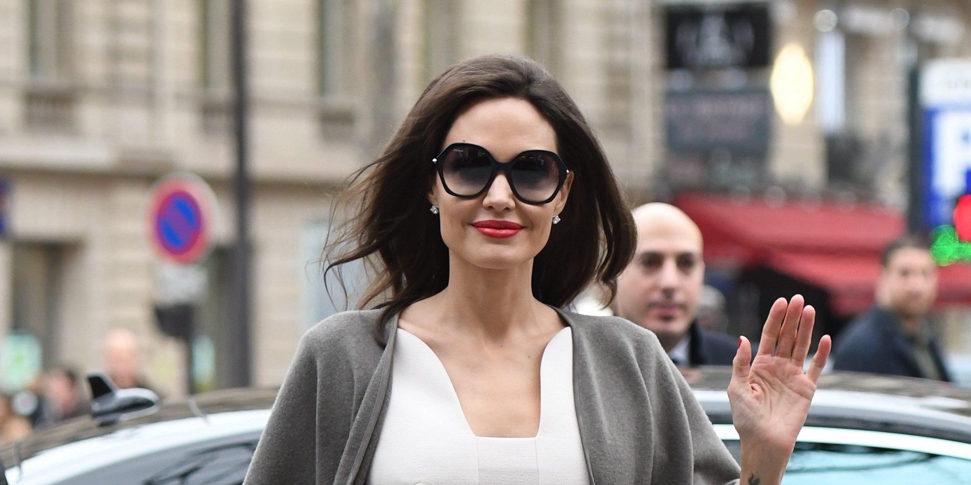 El plan de Angelina Jolie con sus hijos que Brad Pitt le impide hacer