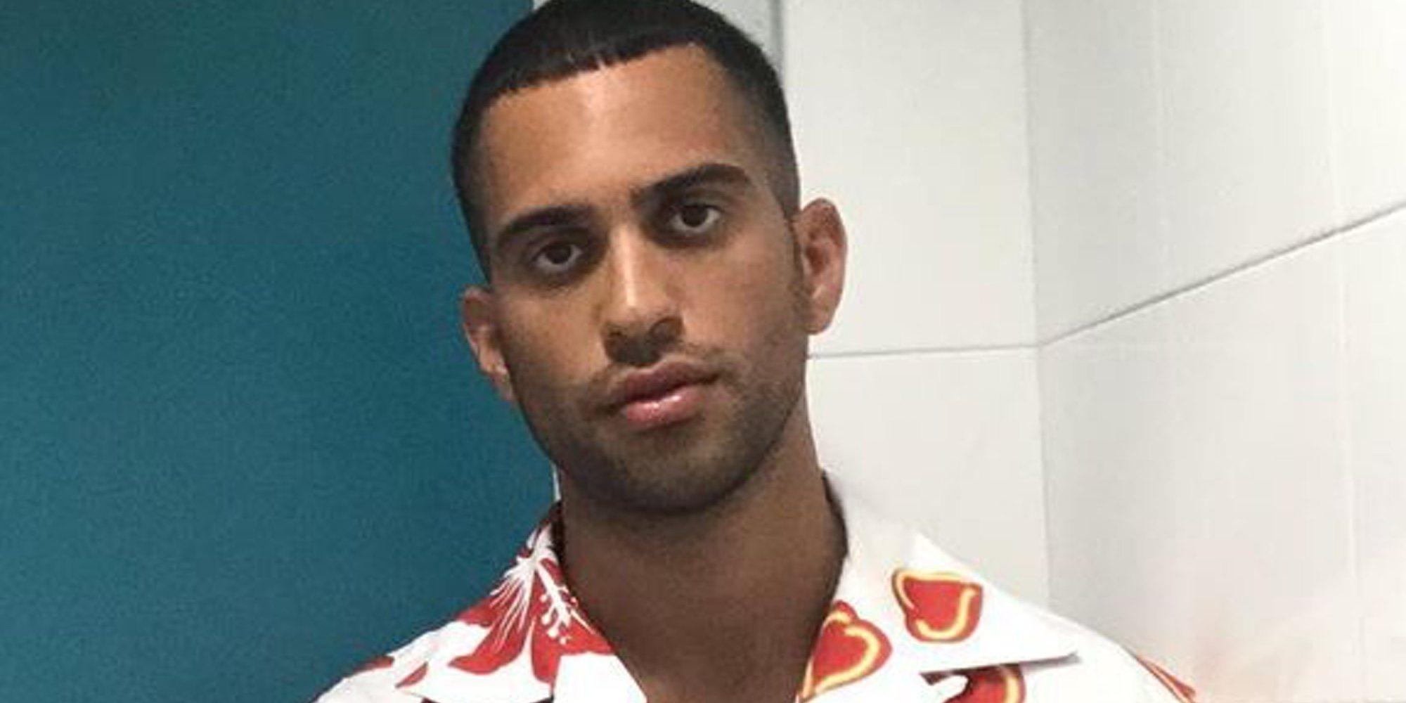 """Mahmood: """"'The X Factor' no cambió mi vida porque el año siguiente estaba trabajando de camarero"""""""