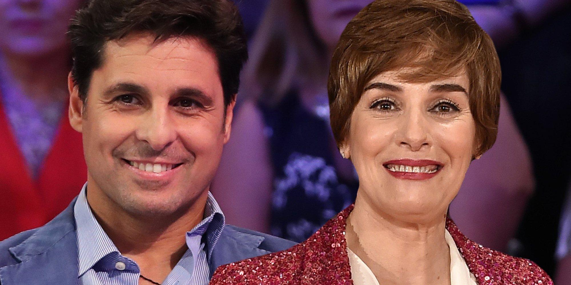 """El rifirrafe de Fran Rivera con Anabel Alonso en 'Espejo Público': """"Me metiste en un grupo de machistas"""""""