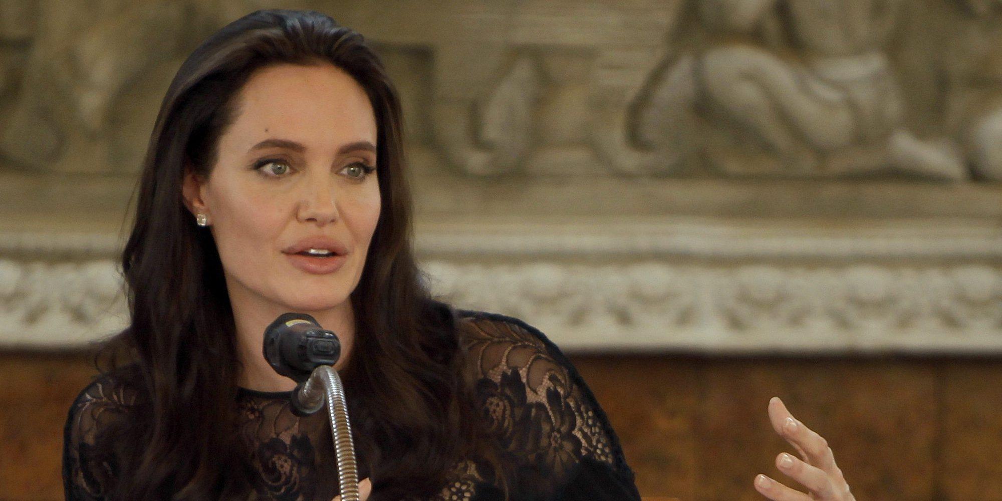 Desmienten la evacuación del rodaje de la película de Angelina Jolie en Fuerteventura