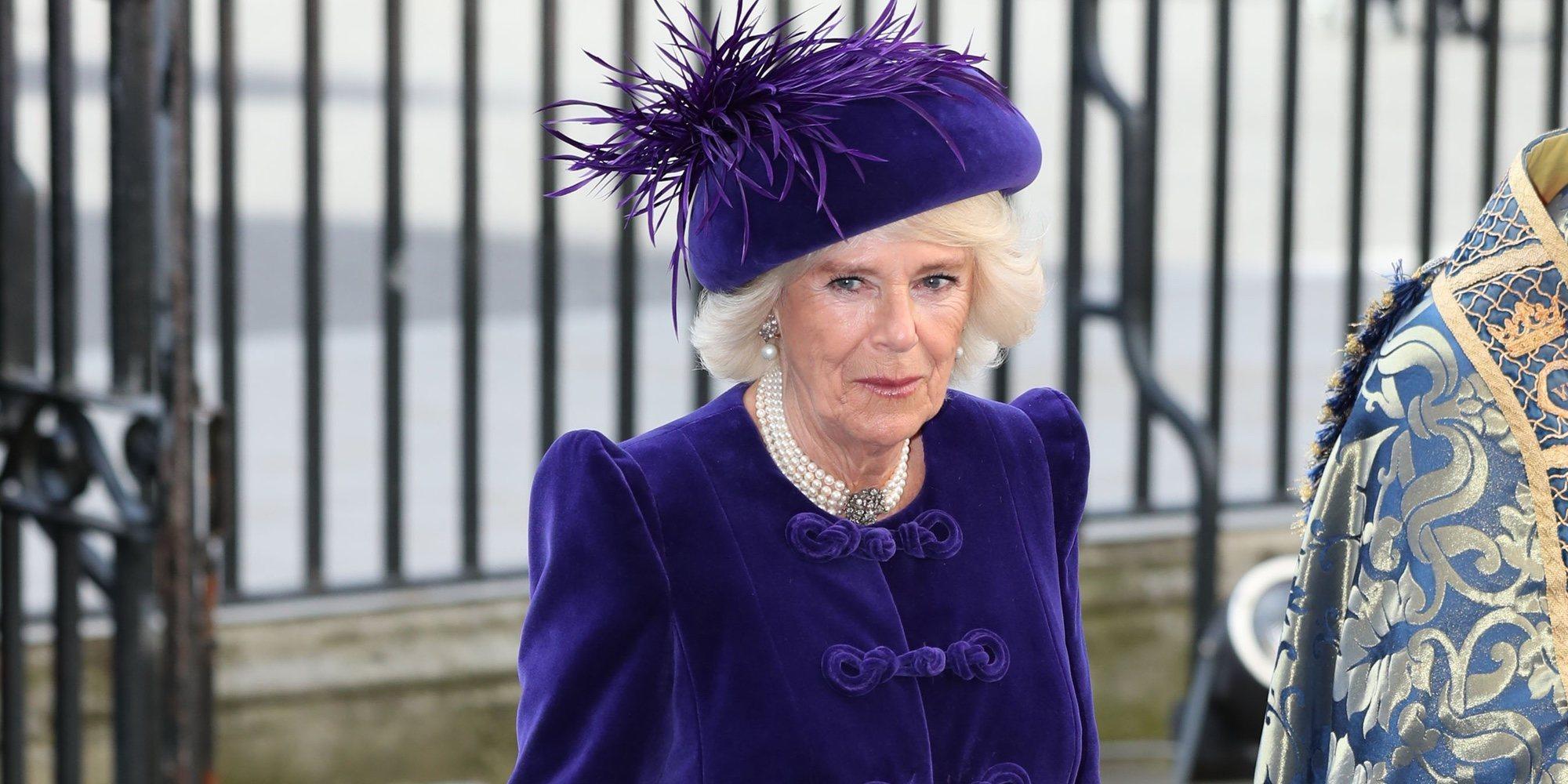 Una infección impide a la Duquesa de Cornualles cumplir con su agenda