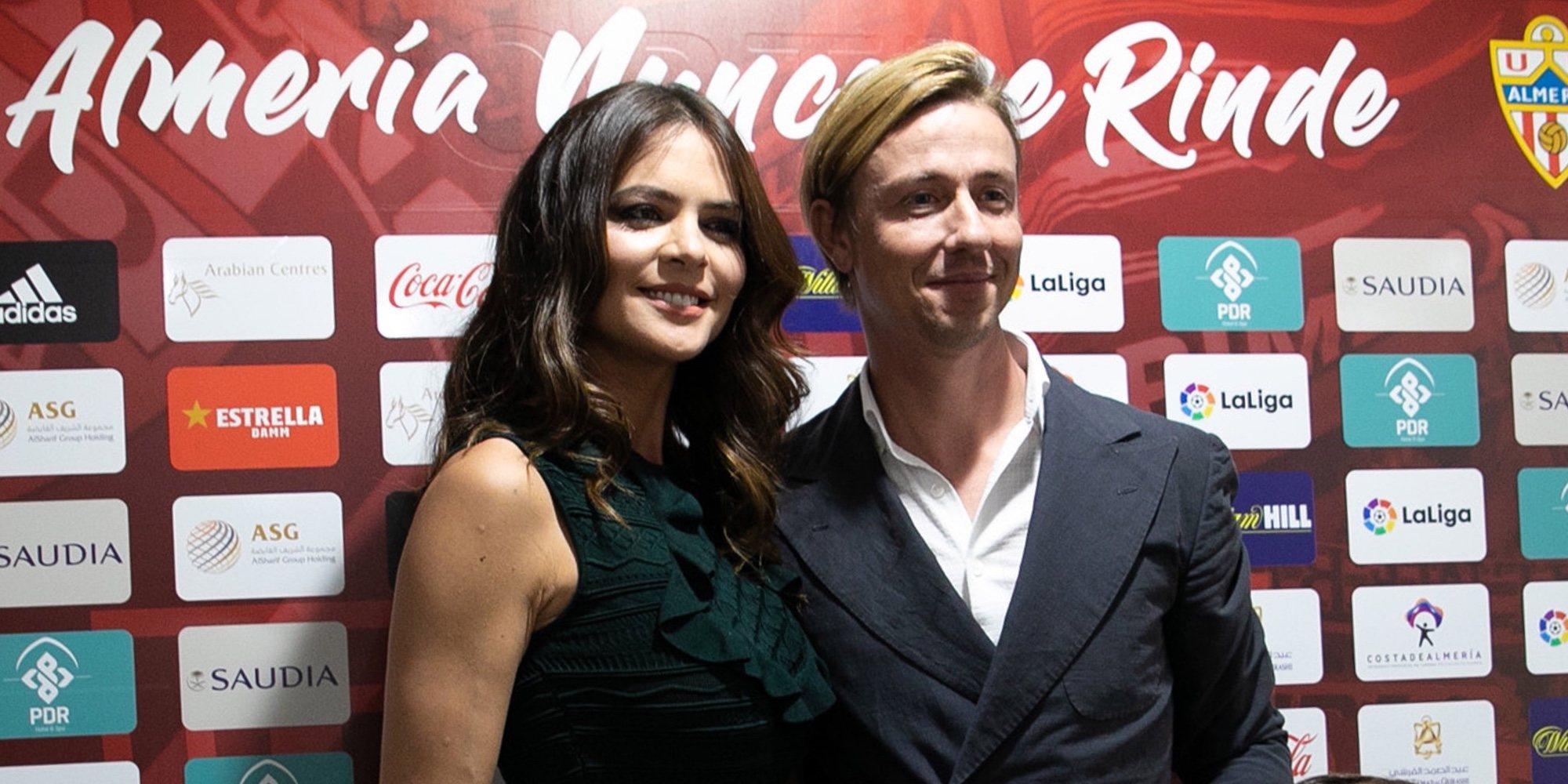 La nueva vida de Guti y Romina Belluscio en Almería