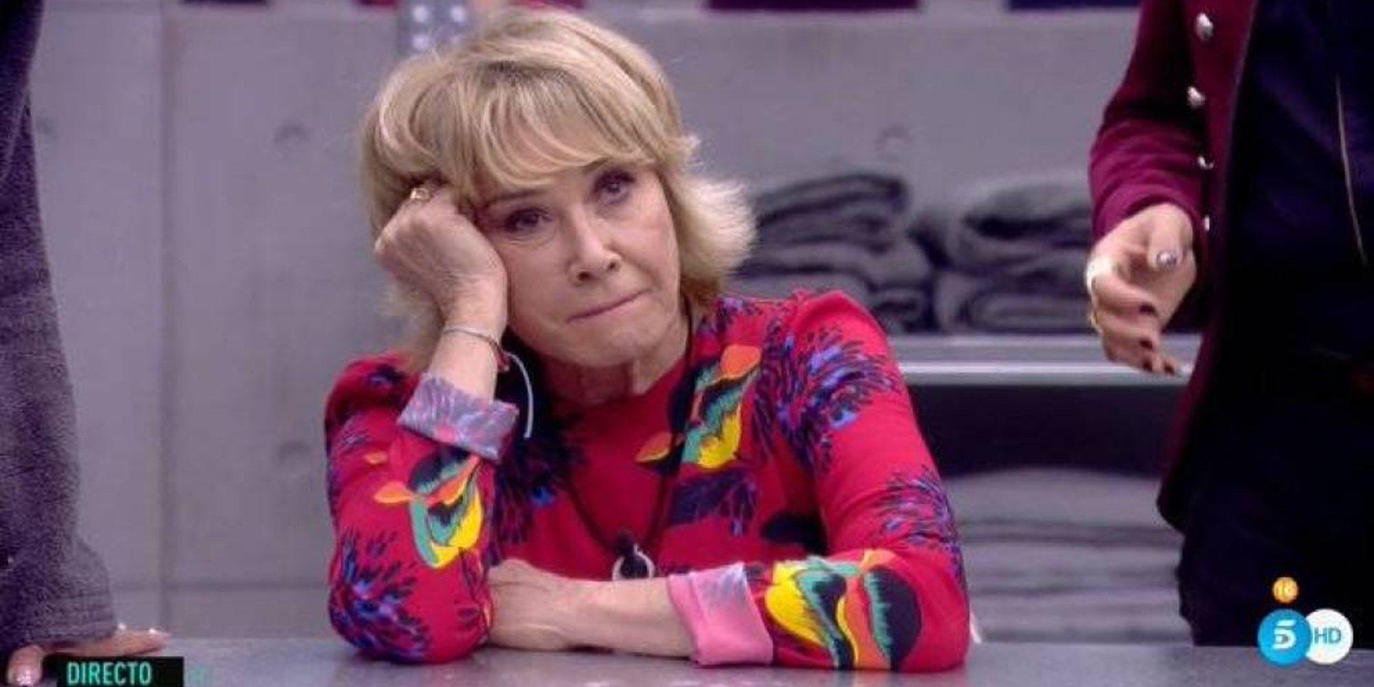 Mila Ximénez asegura en 'GH VIP 7' que demandará a Hugo Castejón por maltrato psicológico y acoso