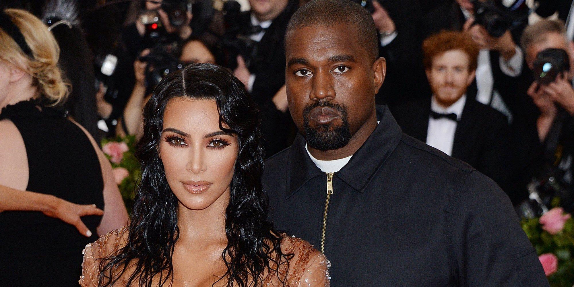 Kim Kardashian admite que su marido le pide que no vista demasiado sexy