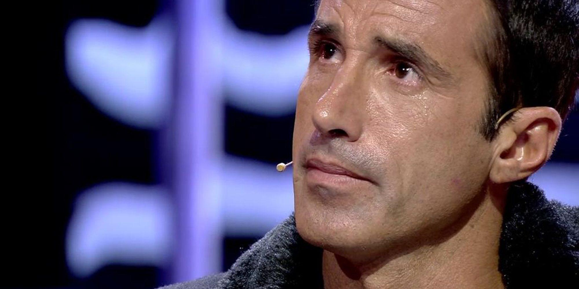 Jorge Javier Vázquez confirma en 'GH VIP 7' que Hugo Martín da por rota su relación con Adara