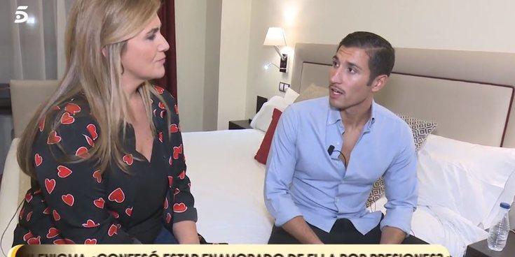 """Gianmarco se arrepiente de su despedida con Adara en 'GH VIP 7': """"Le debería haber dado un beso"""""""