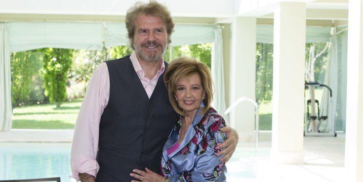 María Teresa Campos y Bigote Arrocet grabarán su segundo disco juntos para 2020