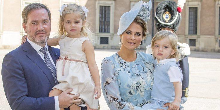 Magdalena de Suecia desvela el deseo familiar de Chris O'Neill