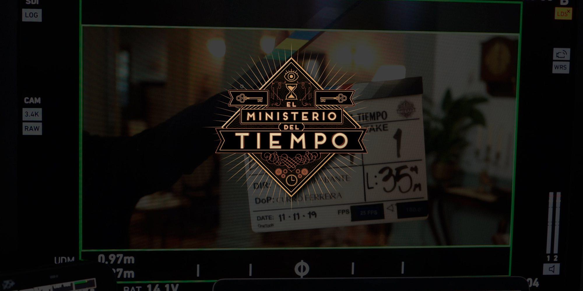 Comienza el rodaje de la cuarta temporada de 'El Ministerio del Tiempo' con el regreso de Rodolfo Sancho