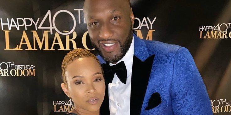 Lamar Odom anuncia boda con Sabrina Parr después de tres meses juntos