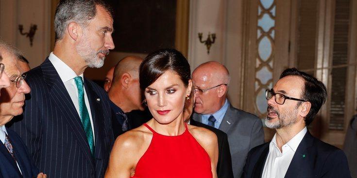 Visita de Estado a Cuba de los Reyes Felipe y Letizia: del paseo de enamorados a la seriedad de la Reina