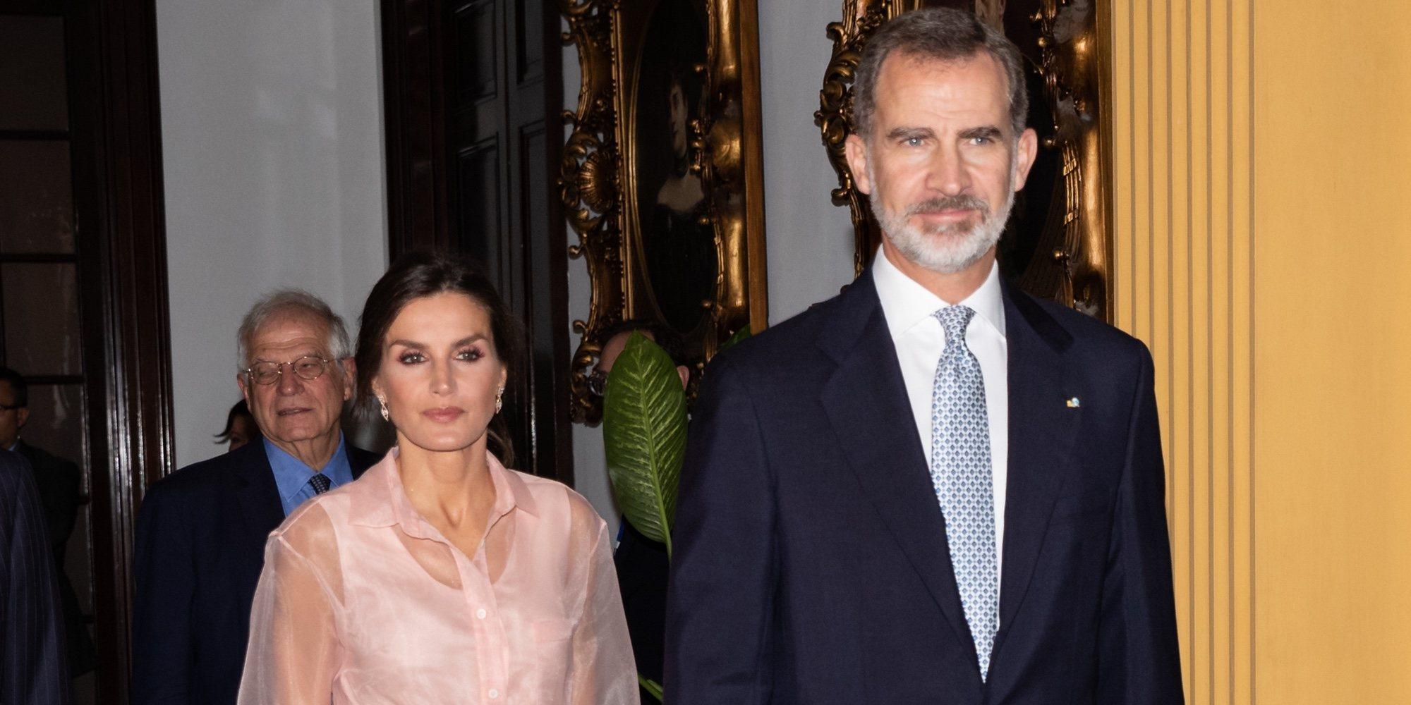 Visita de Estado a Cuba: El discurso sobre derechos humanos y democracia del Rey Felipe y la discreción de la Reina Letizia