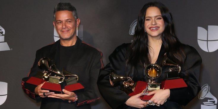 Rosalía y Alejandro Sanz arrasan en unos Grammy Latino 2019 bajo la sobra de la polémica