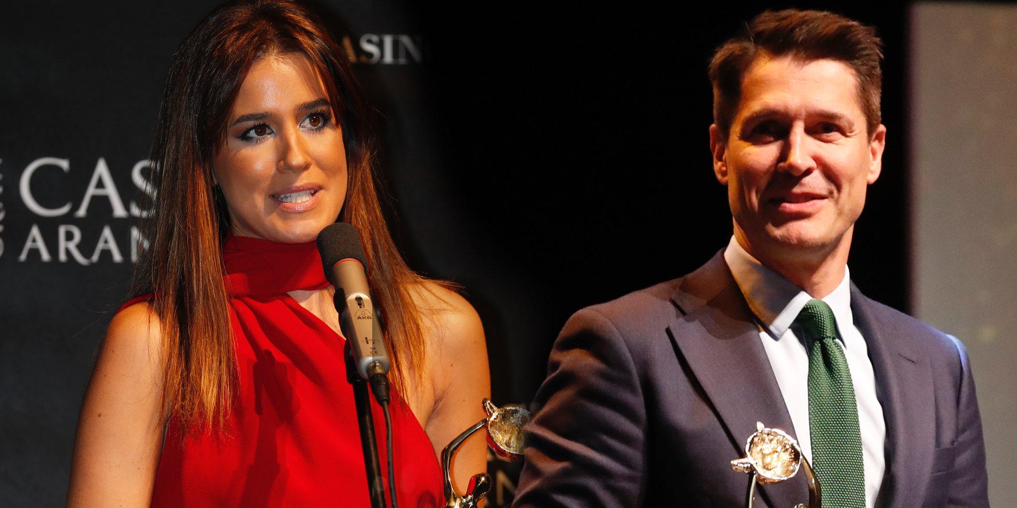 Isabel Jiménez y Jaime Cantizano, entre los premiados en la gala de los Antena de Oro 2019