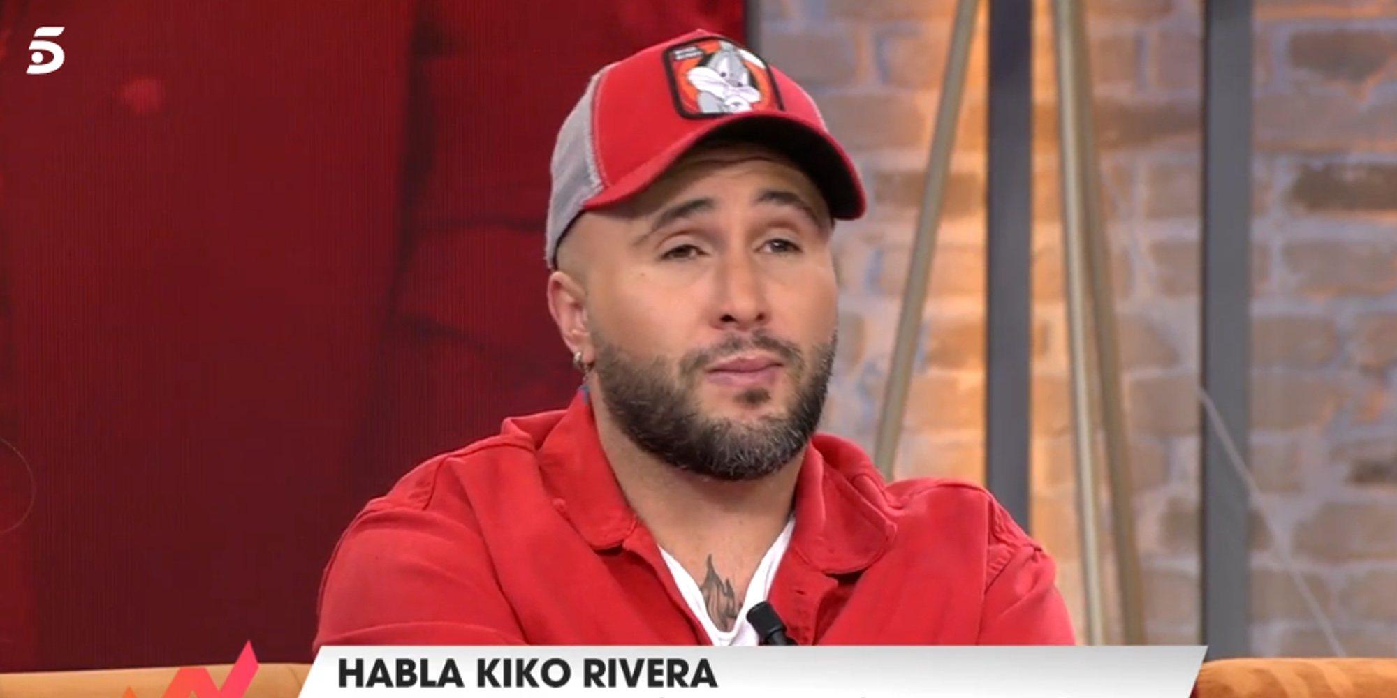 El paso de Kiko Rivera en directo en 'Viva la vida' para reconciliarse con su hermana Chabelita Pantoja