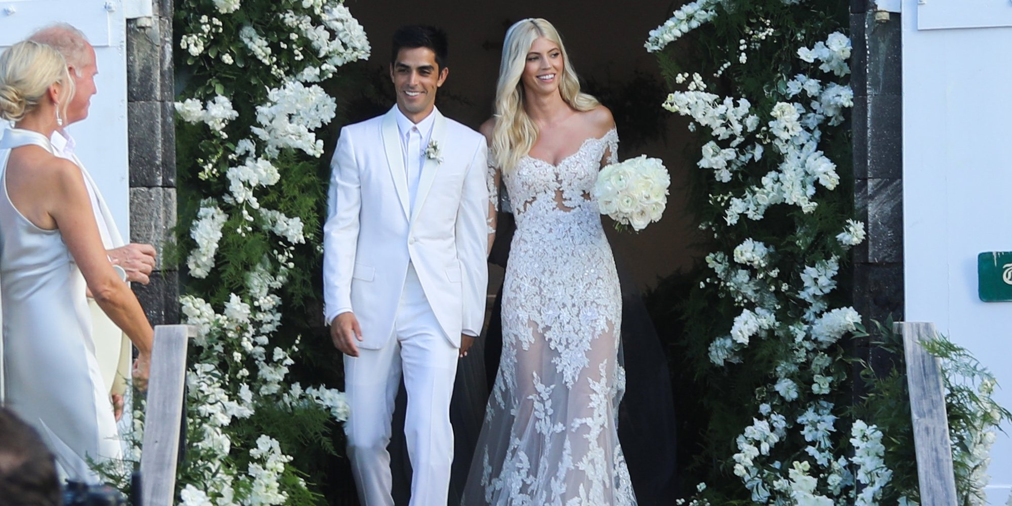Devon Windsor, modelo de Victoria's Secret, se ha casado con Johnny Dex