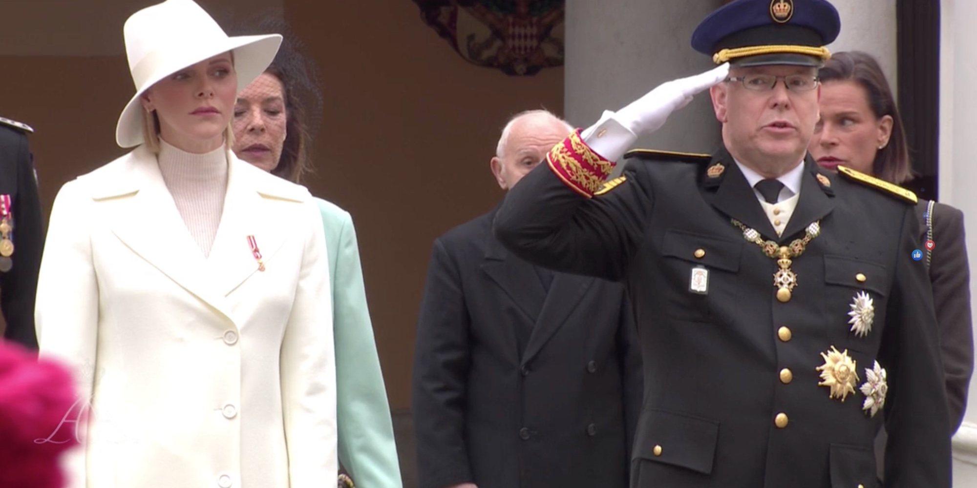 El extraño silencio de la Princesa Charlene frente a la complicidad de Carolina y Estefanía de Mónaco en el Día Nacional