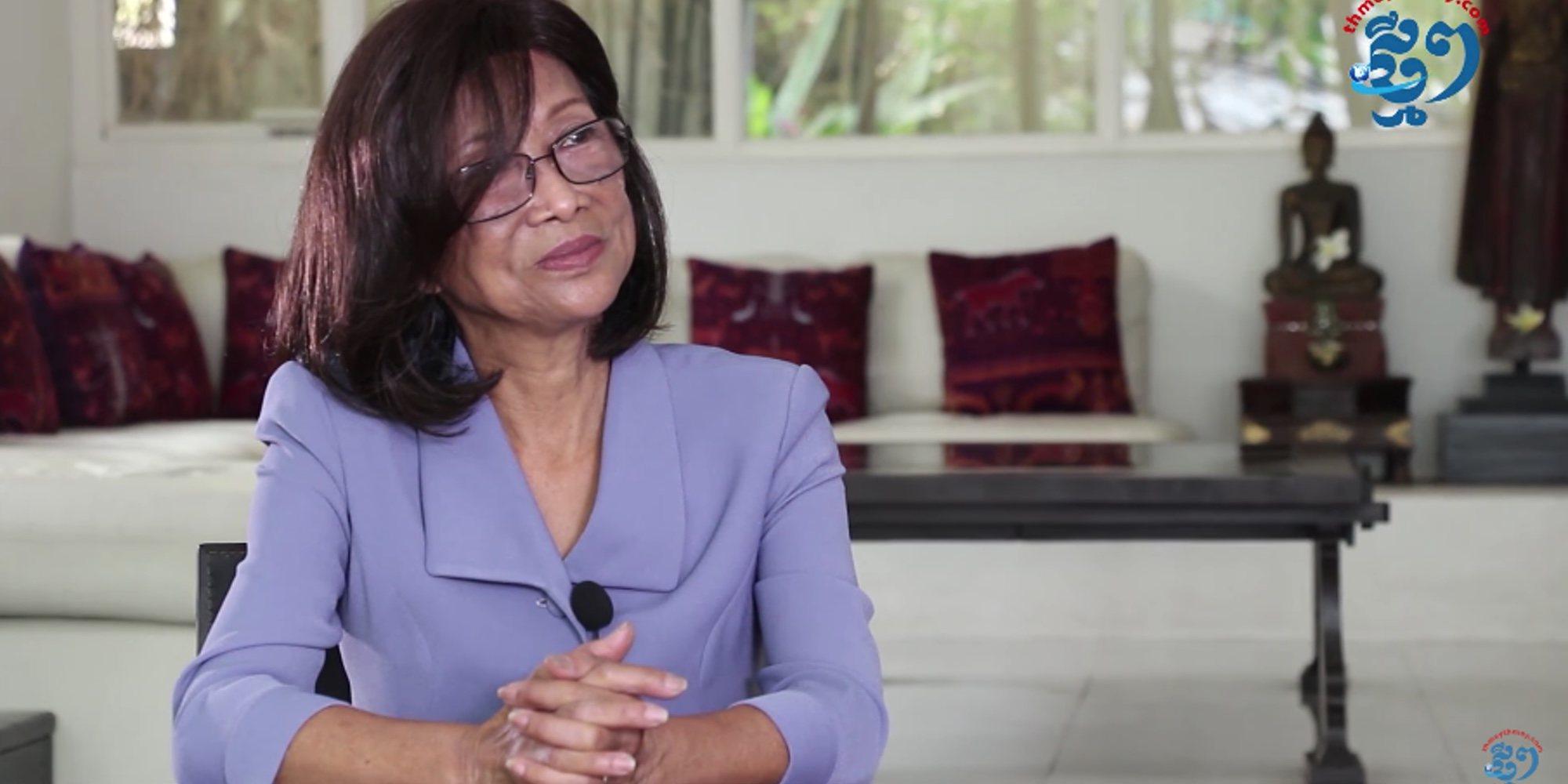 Muere la princesa Norodom Buppha Devi, hermana del Rey de Camboya, a los 76 años