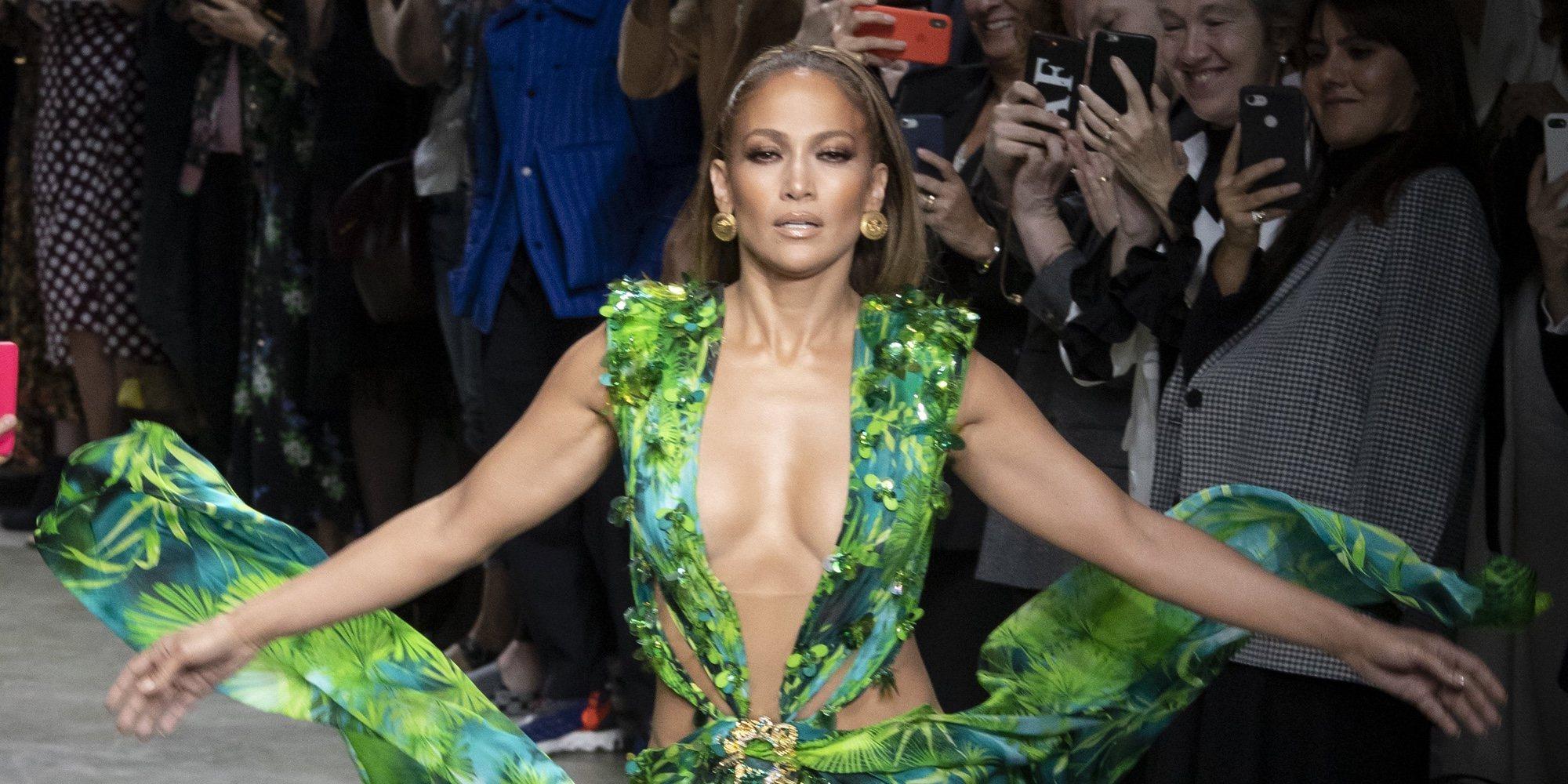 """Jennifer Lopez, sobre la película 'Estafadoras de Wall Street': """"La hice gratis y además la produje"""""""