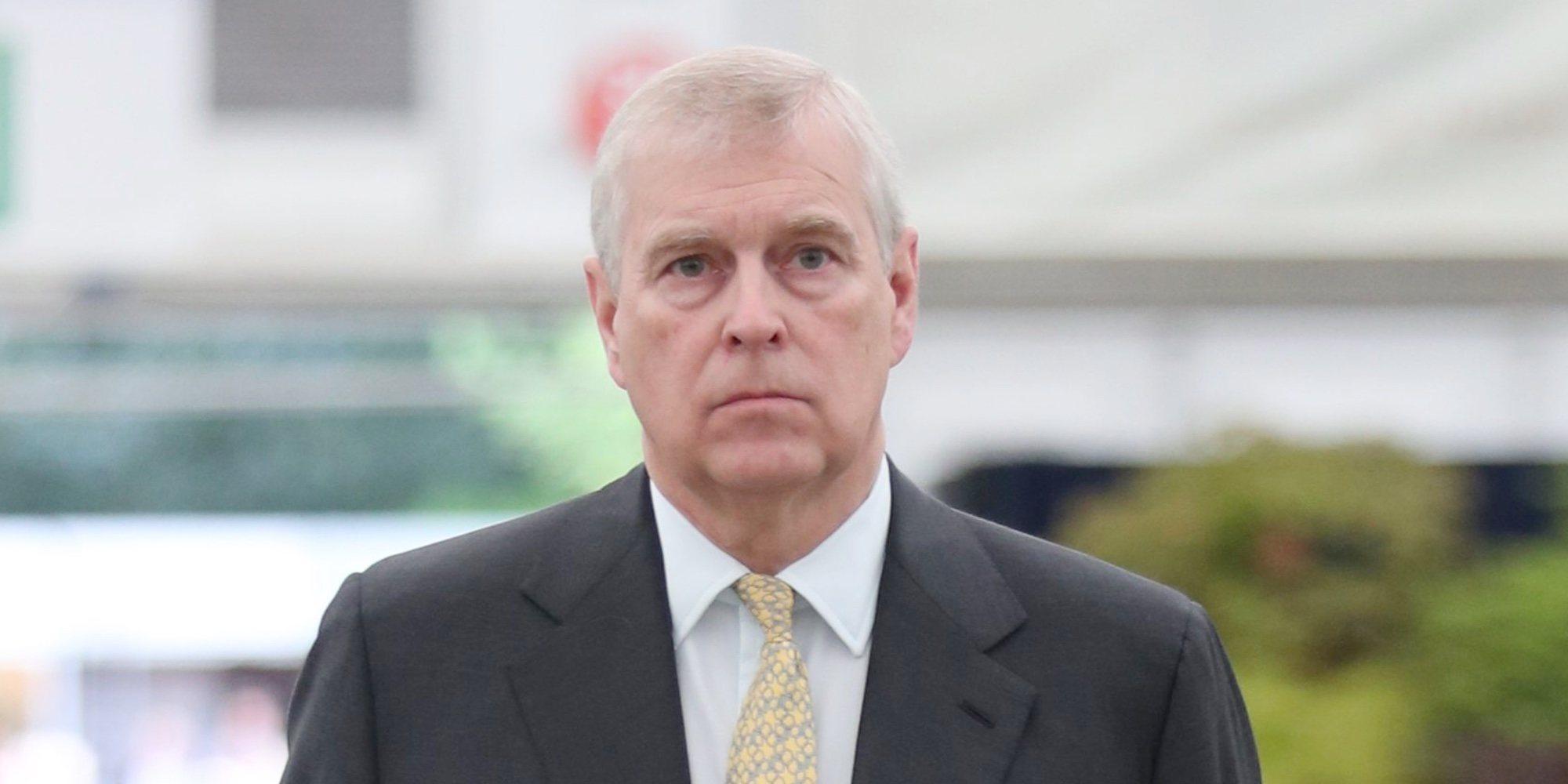 El Príncipe Andrés se retira de los actos oficiales por el escándalo Epstein