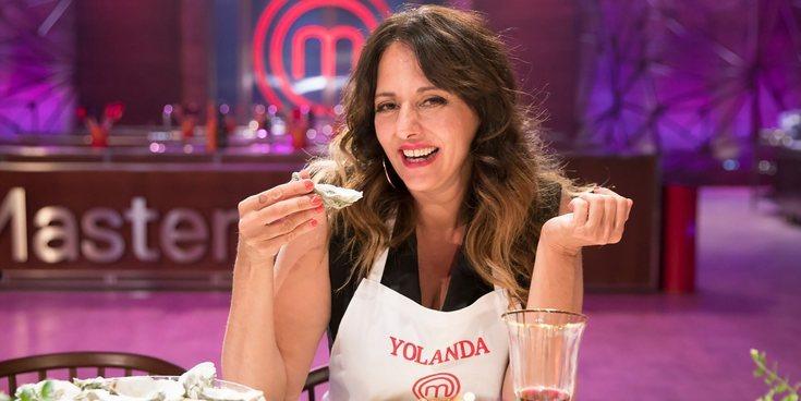 Yolanda Ramos se queda a las puertas de la final de 'MasterChef Celebrity 4'