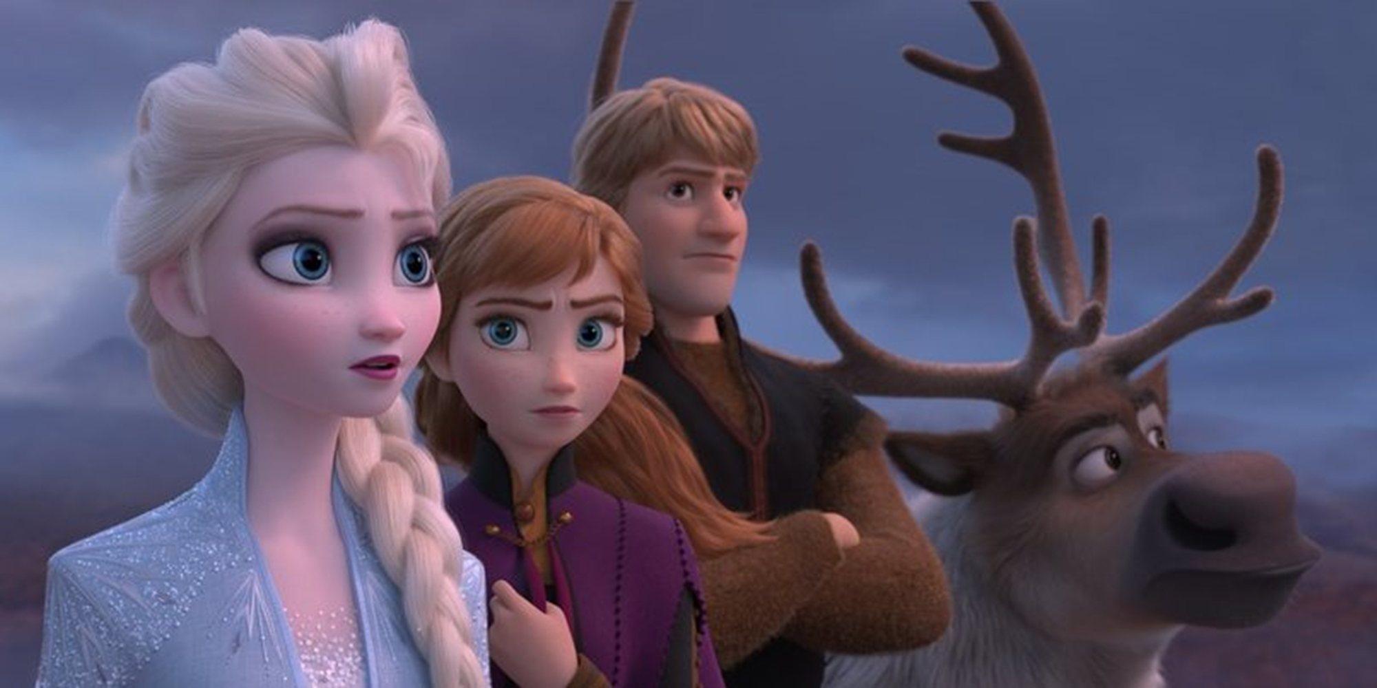 'Frozen 2' e 'Intemperie', los estrenos de la semana que no debes perderte