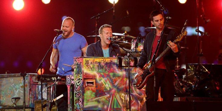 Coldplay no hará gira de su último álbum hasta que sus conciertos no dejen de ser contaminantes