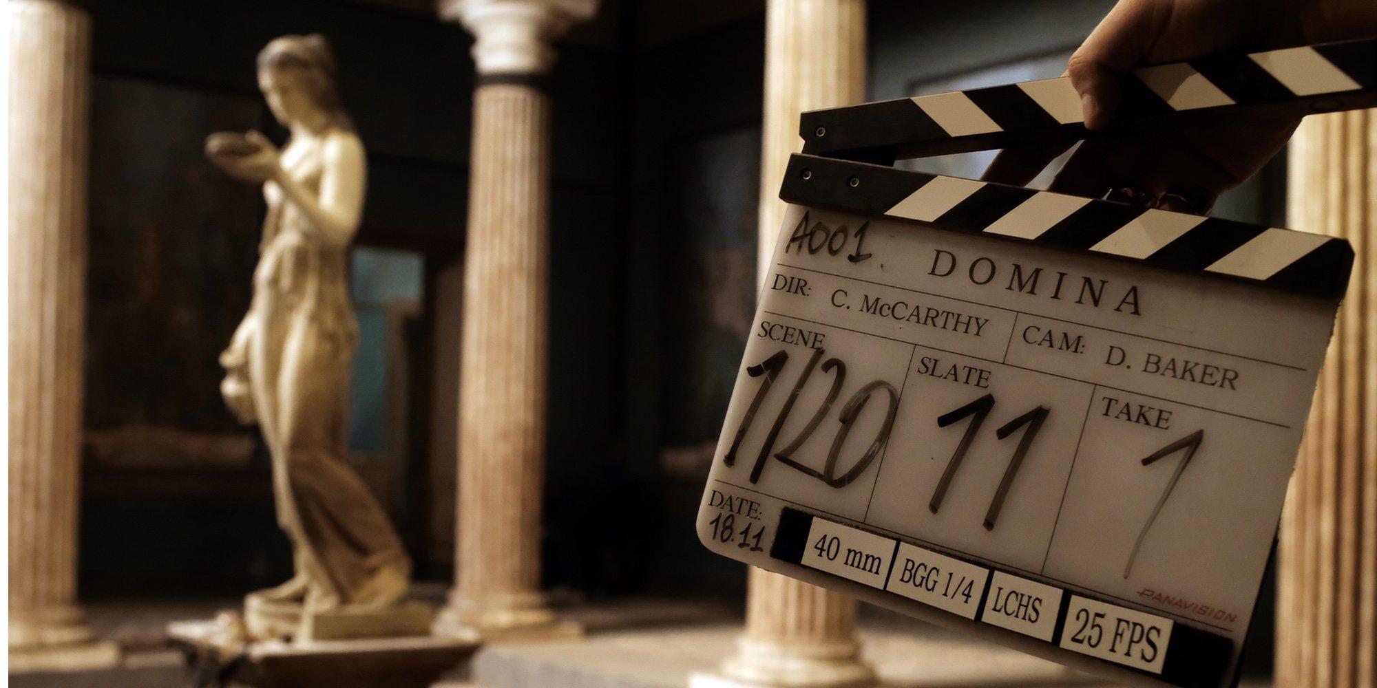 'Domina', la serie de Sky ambientada en el Imperio Romero que muestra el punto de vista de las mujeres