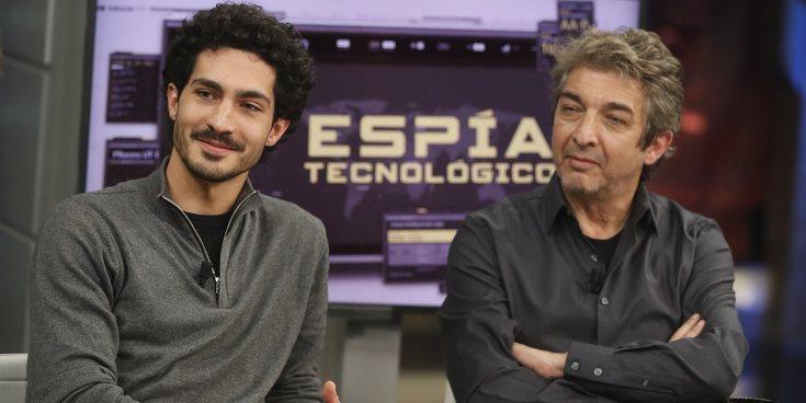Ricardo Darín desvela en 'El Hormiguero' el susto más grande que le dio su hijo Chino Darín