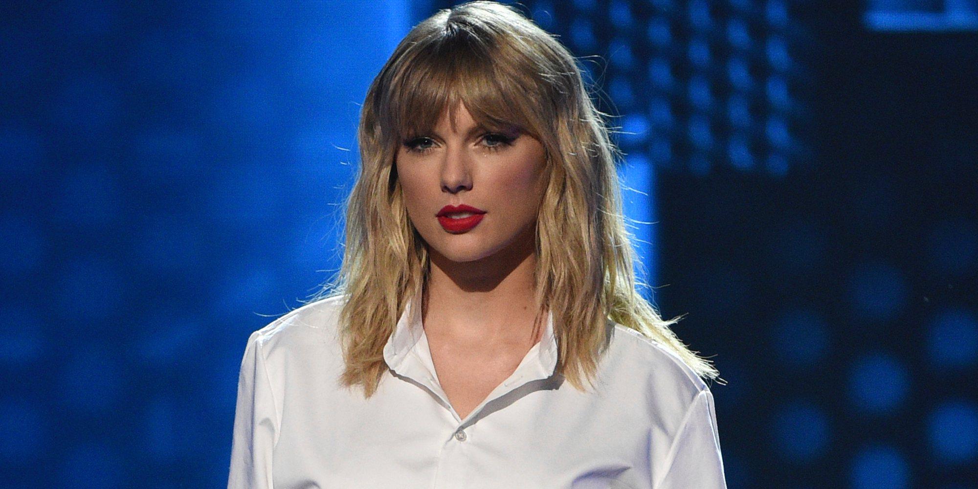 Taylor Swift hace historia en los AMAs 2019 en pleno conflicto con Scooter Braun y Scott Borchetta