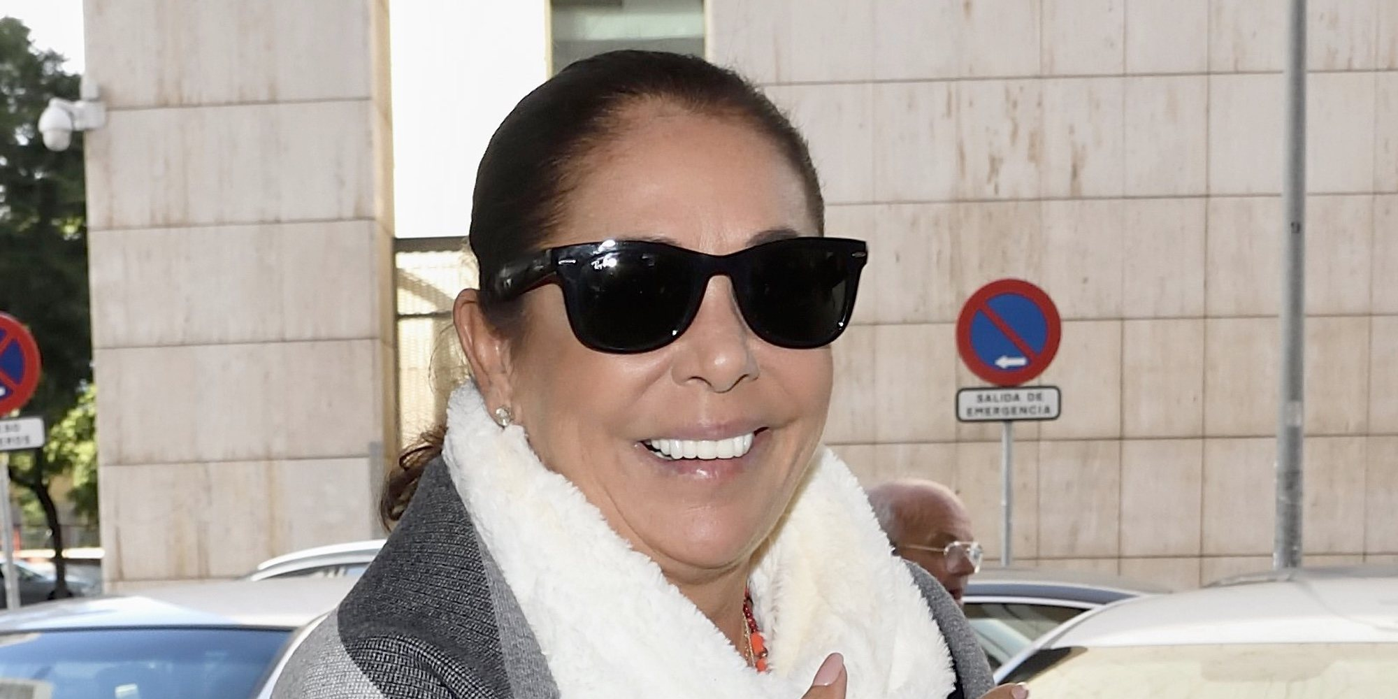 La emoción de Isabel Pantoja por la sorpresa de su club de fans a la que se sumó Kiko Rivera pero no Chabelita