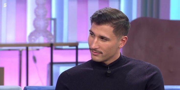 """Gianmarco sí le dijo a Adara en 'GH VIP 7' que estaba enamorado de ella: """"Se lo escribí en su brazo"""""""
