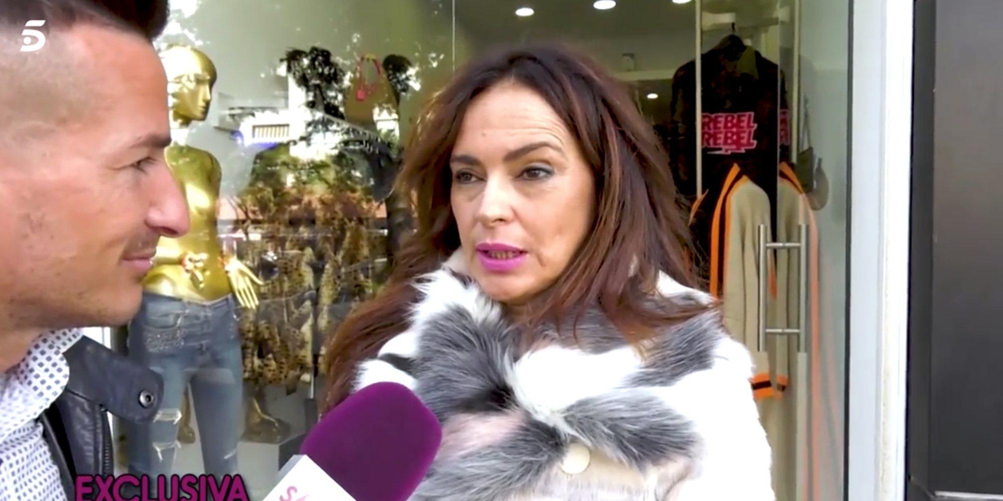 Olga Moreno habla sobre la posible demanda de Rocío Carrasco tras su entrevista en 'Sábado Deluxe'