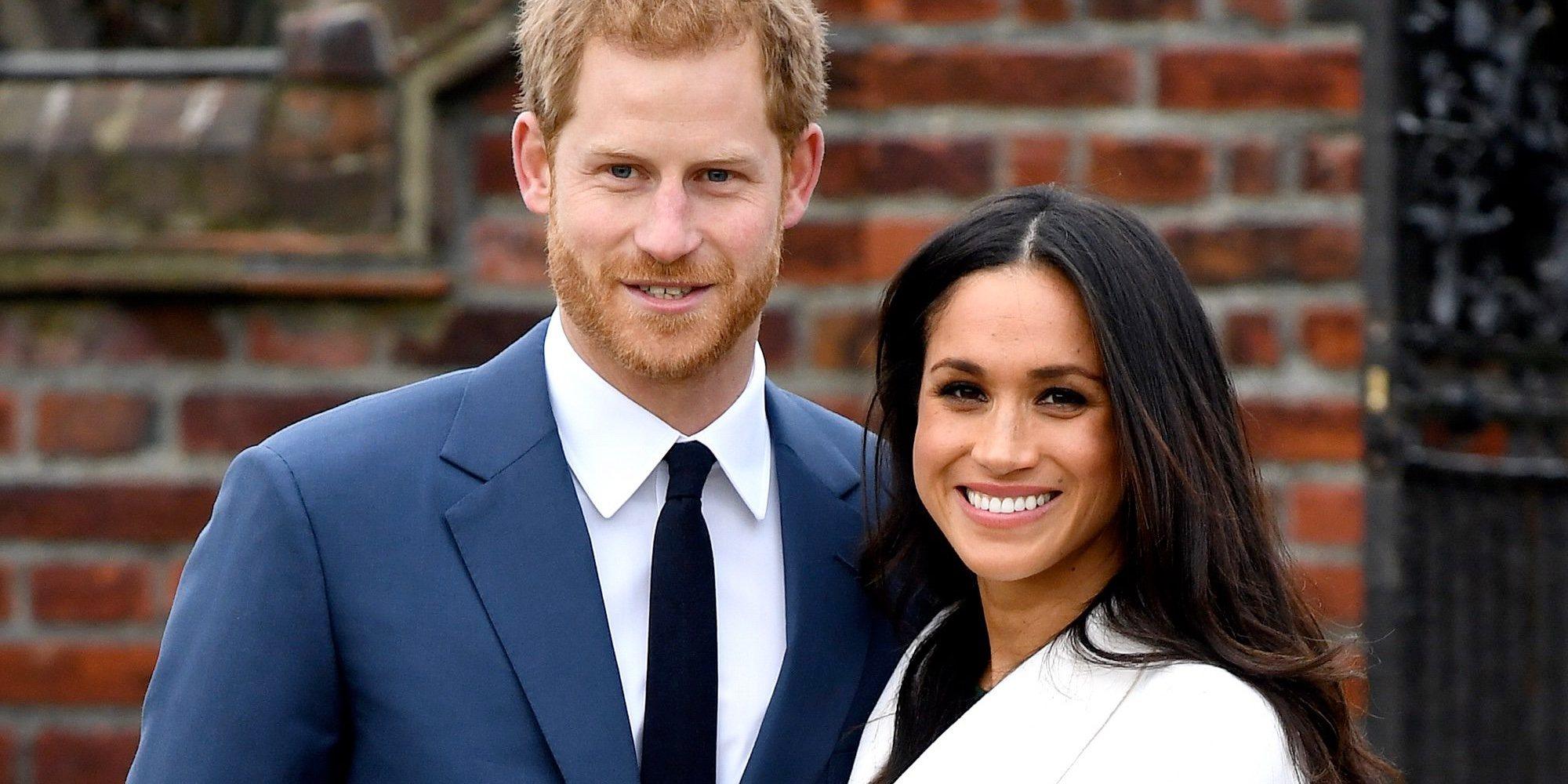El Príncipe Harry y Meghan celebran el segundo aniversario del anuncio de su compromiso con una foto inédita