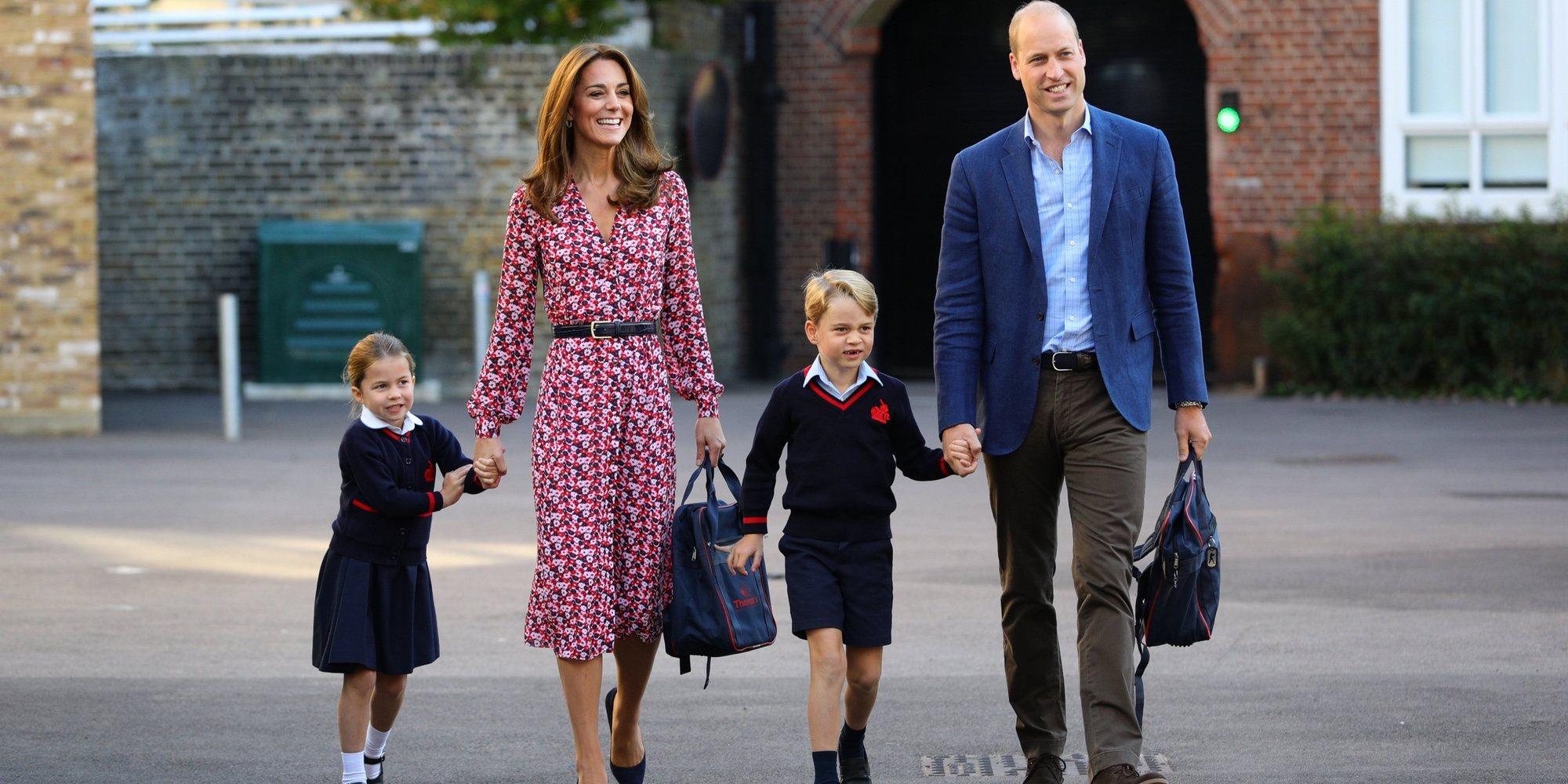 El Príncipe Guillermo revela cómo educa a sus hijos en la igualdad de género
