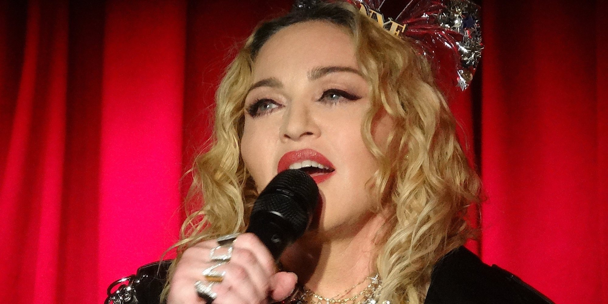 Madonna cancela tres conciertos de su última gira por una posible una lesión en la rodilla