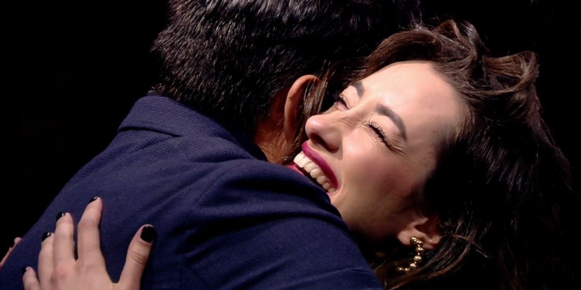 """Adara se confiesa con su padre en 'GH VIP 7': """"No quería hacer daño a nadie"""""""
