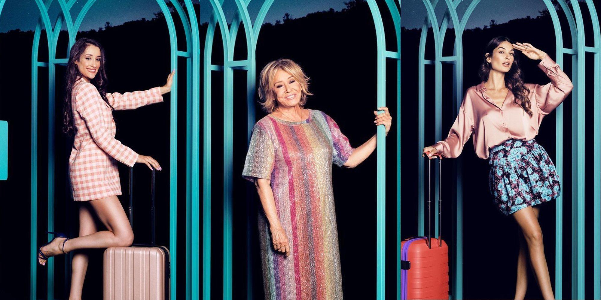 Mila Ximénez, Adara y Estela Grande, nuevas nominadas de 'GH VIP 7'