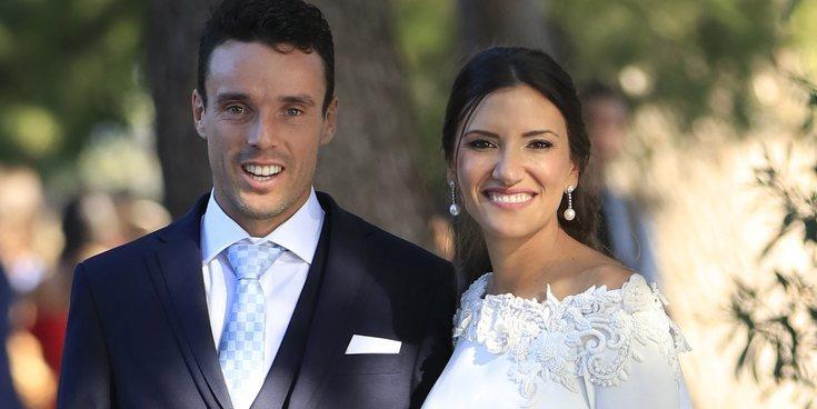 La emocionante boda de Roberto Bautista y Ana Bodí después de que el tenista perdiera a su padre